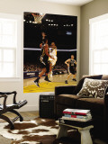 San Antonio Spurs v Golden State Warriors: Monta Ellis Wall Mural by Jed Jacobsohn
