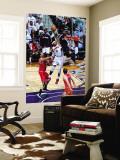Chicago Bulls v Atlanta Hawks - Game Six, Atlanta, GA - MAY 12: Josh Smith, Joakim Noah and Kyle Ko Wall Mural by Scott Cunningham