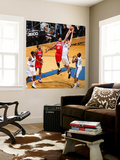 Philadelphia 76ers v Washington Wizards: JaVale McGee and Marreese Speights Wall Mural by Ned Dishman