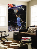Washington Wizards v Detroit Pistons: Nick Young and Jason Maxiell Wall Mural by Allen Einstein