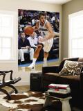 Detroit Pistons v New Orleans Hornets: Marco Belinelli Wall Mural by Layne Murdoch