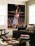Denver Nuggets v Phoenix Suns: Hakim Warrick Wall Mural by Barry Gossage