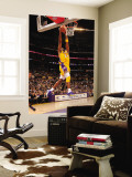 Sacramento Kings v Los Angeles Lakers: Kobe Bryant Wall Mural by Andrew Bernstein