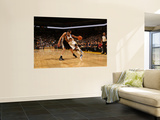 San Antonio Spurs v Golden State Warriors: Rodney Carney and Manu Ginnobli Wall Mural by Jed Jacobsohn
