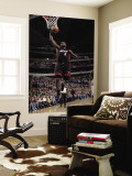 Miami Heat v Dallas Mavericks: LeBron James Wall Mural by Glenn James