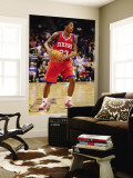 Philadelphia 76ers v Orlando Magic: Louis Williams Wall Mural by Sam Greenwood