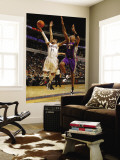 Phoenix Suns v Charlotte Bobcats: D.J. Augustin and Channing Frye Wall Mural by Kent Smith