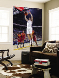 Cleveland Cavaliers  v Oklahoma City Thunder: Nick Collison Wall Mural by Layne Murdoch