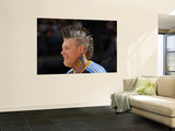 Denver Nuggets v Golden State Warriors: Chris Anderson Wall Mural by Rocky Widner