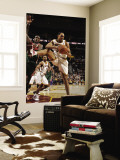 Milwaukee Bucks v Cleveland Cavaliers: Ryan Hollins Wall Mural by David Liam Kyle