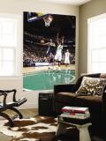 Memphis Grizzlies v Utah Jazz: O.J. Mayo and C.J. Miles Wall Mural by Melissa Majchrzak