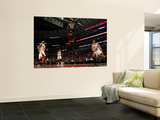 Miami Heat v Chicago Bulls - Game Two, Chicago, IL - MAY 18: Dwyane Wade Wall Mural by Jonathan Daniel