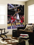 Philadelphia 76ers v New Jersey Nets: Travis Outlaw Reproduction murale géante par David Unknown