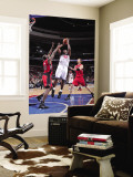 Toronto Raptors v Philadelphia 76ers: Elton Brand and Reggie Evans Wall Mural by David Dow