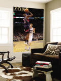 Atlanta Hawks v Orlando Magic: Jamal Crawford and Jason Williams Wall Mural by Sam Greenwood