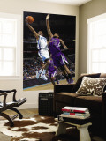 Sacramento Kings v New Orleans Hornets: Marcus Thornton and DeMarcus Cousins Wall Mural by Layne Murdoch