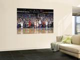 Portland Trail Blazers v Dallas Mavericks - Game One, Dallas, TX - April 16: Jason Kidd, Jason Terr Wall Mural
