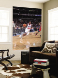 New Jersey Nets v Philadelphia 76ers: Lou Williams Wall Mural by David Dow