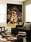 New York Knicks v Charlotte Bobcats: Tyrus Thomas Wall Mural by Kent Smith