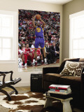 Golden State Warriors v Houston Rockets: Reggie Williams Wall Mural by Bill Baptist