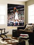 Indiana Pacers v Utah Jazz: Raja Bell Wall Mural by Melissa Majchrzak