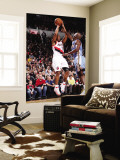 Denver Nuggets v Portland Trail Blazers: Chauncey Billups and Andre Miller Wall Mural by Sam Forencich