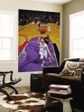 Miami Heat v Sacramento Kings: Omri Casspi Wall Mural by Rocky Widner