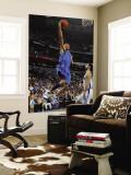 Dallas Mavericks v New Orleans Hornets: Shawn Marion and Peja Stojakovic Wall Mural by Layne Murdoch