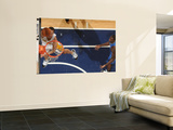 Orlando Magic v Indiana Pacers: Jeff Foster Wall Mural by Ron Hoskins