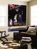 Charlotte Bobcats v Atlanta Hawks: Tyrus Thomas and Josh Smith Wall Mural by Scott Cunningham