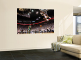 Boston Celtics v Miami Heat - Game Five, Miami, FL - MAY 11: LeBron James Wall Mural by Mike Ehrmann