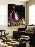 Detroit Pistons v Golden State Warriors: Dorell Wright Wall Mural by Rocky Widner