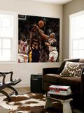 Los Angeles Lakers v Chicago Bulls: Carlos Boozer, Kobe Bryant and Loul Deng Wall Mural by Jonathan Daniel