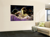 New Orleans Hornets v Los Angeles Lakers - Game One, Los Angeles, CA - April 17: Wall Mural