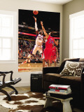 Los Angeles Clippers v Phoenix Suns: Hakim Warrick and Brian Cook Wall Mural by Barry Gossage