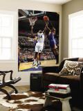 Golden State Warriors v Memphis Grizzlies: Zach Randolph and Jeff Adrien Wall Mural by Joe Murphy