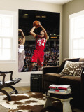 New Jersey Nets v Sacramento Kings: Devin Harris and Luther Head Wall Mural by Don Smith