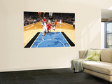 Los Angeles Clippers v Minnesota Timberwolves: Sebastian Telfair Mural por David Sherman