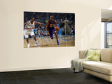Los Angeles Lakers v New Orleans Hornets - Game Four, New Orleans, LA - April 24: Kobe Bryant and T Wall Mural