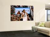 Orlando Magic v Utah Jazz: C.J. Miles Wall Mural by Melissa Majchrzak