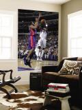 Detroit Pistons v Dallas Mavericks: Jason Terry and Tracy McGrady Wall Mural by Danny Bollinger