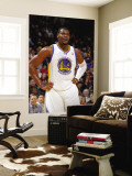 Detroit Pistons v Golden State Warriors: Jeff Adrien Wall Mural by Rocky Widner