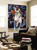 San Antonio Spurs v New Orleans Hornets: Quincy Pondexter Wall Mural by Layne Murdoch