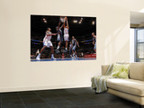 Memphis Grizzlies v Los Angeles Clippers: Brian Cook and Zach Randolph Wall Mural by Noah Graham