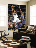 Charlotte Bobcats v New Orleans Hornets: Willie Green and Dominic McGuire Wall Mural by Layne Murdoch