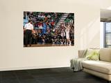 Orlando Magic v Utah Jazz: Vince Carter and Gordon Hayward Wall Mural by Melissa Majchrzak