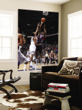Washington Wizards v Atlanta Hawks: Joe Johnson Wall Mural by Scott Cunningham
