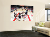 Memphis Grizzlies v Houston Rockets: Rudy Gay and Shane Battier Wall Mural by Bill Baptist