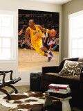 Sacramento Kings v Los Angeles Lakers: Kobe Bryant Reproduction murale par Andrew Bernstein