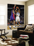 Detroit Pistons v New Orleans Hornets: Willie Green and Tracy McGrady Wall Mural by Layne Murdoch